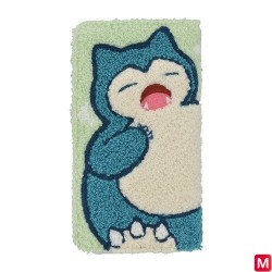 Protection Smartphone Yawning Snorlax japan plush