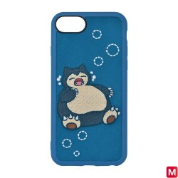 Soft Protection Smartphone Yawning Snorlax japan plush