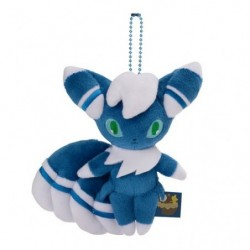 Plush Mascot Meowstic Osu Form Espurr WANTED japan plush