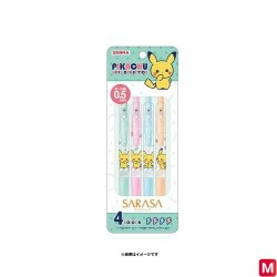 SARASA Stylo SetA japan plush