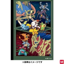 Note Book Zacian Zamazenta japan plush