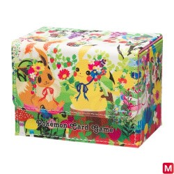 Deck Box Pokemon Berry s forest Ghost s castle