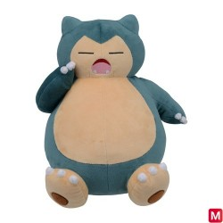 Plush Snorlax Yawning japan plush