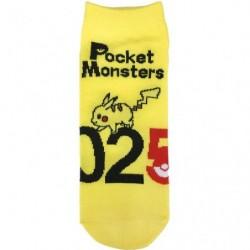 Chaussettes Pikachu 25 japan plush