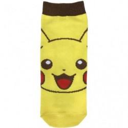 Chaussettes Pikachu Visage japan plush