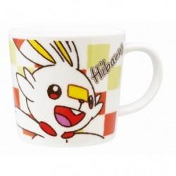 Mug Cup Scorbunny japan plush