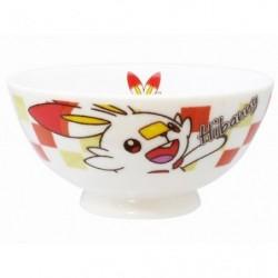 Bowl Scorbunny japan plush
