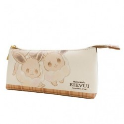 Pencase Mofu Mofu Eevee Cheers japan plush