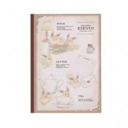 Cahier Note Mofu Mofu Evoli Antique japan plush
