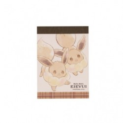 Memo Mofu Mofu Eevee Cheers japan plush