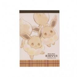 Note Memo Mofu Mofu Evoli Cheers japan plush