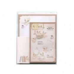 Lettre Mofu Mofu Evoli Antique japan plush