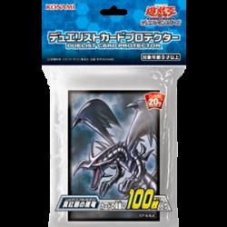 YuGiOh Protèges Cartes Dragon Noir au yeux Rouges japan plush