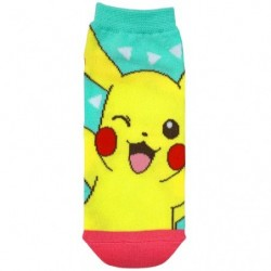 Chaussettes Pikachu Triangle japan plush