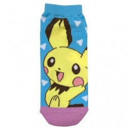 Socks Pichu Triangle japan plush