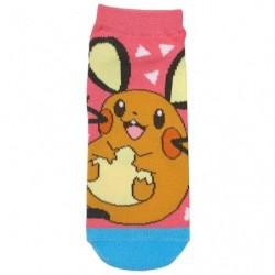 Socks Dedenne Triangle japan plush