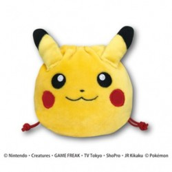 Pochette Pikachu  japan plush