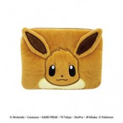 Petite pochette à mouchoir Évoli japan plush