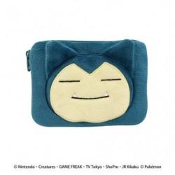 Mini tissue pouch Snorlax japan plush