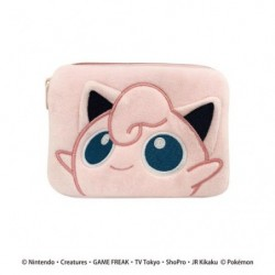 Mini tissue pouch Jigglypuff japan plush