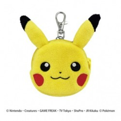 Friend's pouch Pikachu japan plush