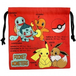 Pouch Pokémon data japan plush