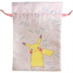 Pochette Pikachu pastel japan plush