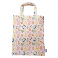 Tote bag Pastel japan plush