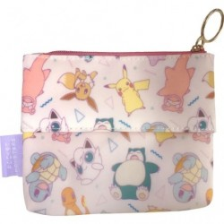 Pochette à mouchoir Pastel japan plush