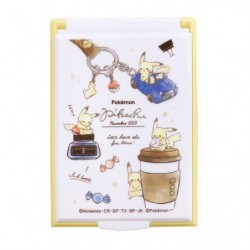 Card mirrorS Pikachu number025 Stationery japan plush