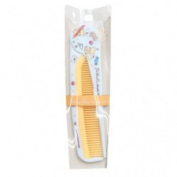 Folding Comb Pikachu number025 Stationery japan plush