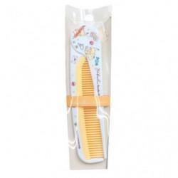 Folding Comb Pikachu number025 Stationery japan plush