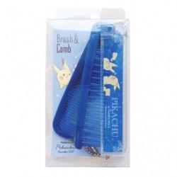 Brosse et peigne pliants Pikachu number025 Night sky japan plush