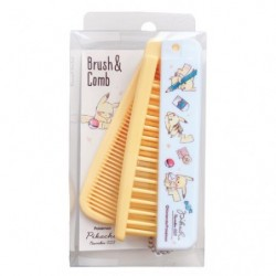 Brosse et peigne pliants Pikachu number025 Stationery japan plush