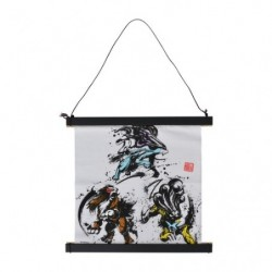 Kakejiku Entei Suicune Raikou Calligraphy Sumie Retsuden japan plush