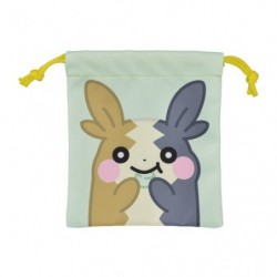 Mini Pouch Pokémon HOPPE DAISHŪGO japan plush