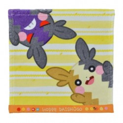 Serviette mains Pokémon HOPPE DAISHŪGO japan plush
