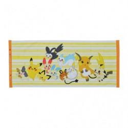 Serviette visage Pokémon HOPPE DAISHŪGO japan plush