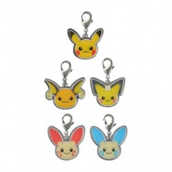 Keychain set A Pokémon HOPPE DAISHŪGO japan plush