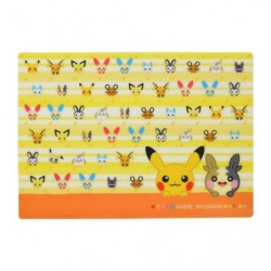 Place mat Pokémon HOPPE DAISHŪGO japan plush