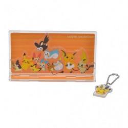 Acrylic stand Pokémon HOPPE DAISHŪGO japan plush
