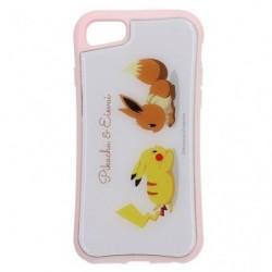 WAYLLY PK Pikachu et Évoli iPhone 6/6s/7/8 japan plush