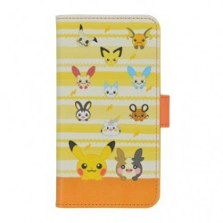 Multi Smartphone Cover Pokémon HOPPE DAISHŪGO japan plush