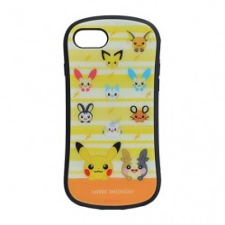 iPhone8/7/6s/6Glass case Pokémon HOPPE DAISHŪGO japan plush
