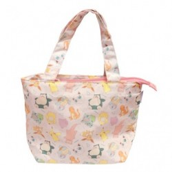 Lunch bag Pastel japan plush