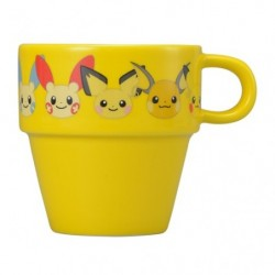 Mug Pokémon HOPPE DAISHŪGO japan plush
