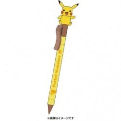Ballpoint pen Pikachu A japan plush