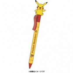 Ballpoint pen Pikachu B japan plush