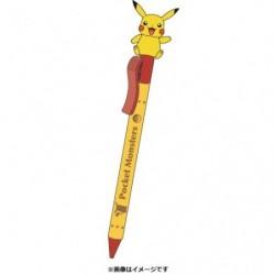 Stylo à bille Pikachu japan plush