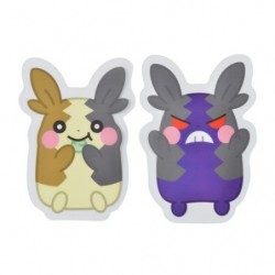 Stickers Morpeko Pokémon HOPPE DAISHŪGO japan plush